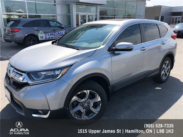 2017 Honda CR-V EX (Stk: 1718820) in Hamilton - Image 1 of 27