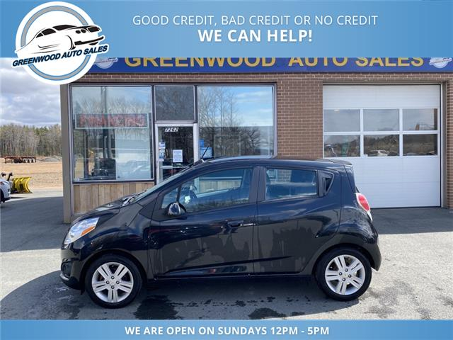 2013 Chevrolet Spark LS Auto (Stk: ) in Greenwood - Image 1 of 22