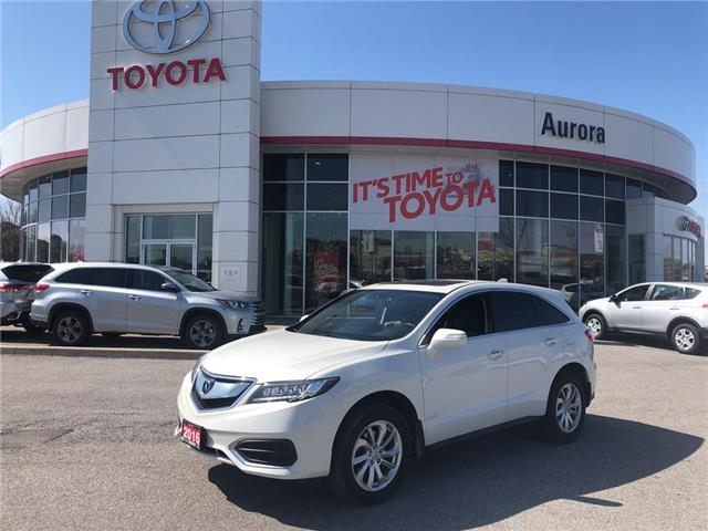 2016 Acura RDX Base (Stk: 6656) in Aurora - Image 1 of 21
