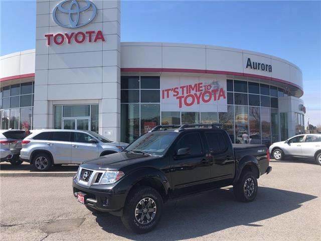 2017 Nissan Frontier PRO-4X (Stk: 1N6AD0) in Aurora - Image 1 of 19