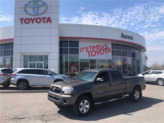 2014 Toyota Tacoma V6 (Stk: 317371) in Aurora - Image 1 of 13