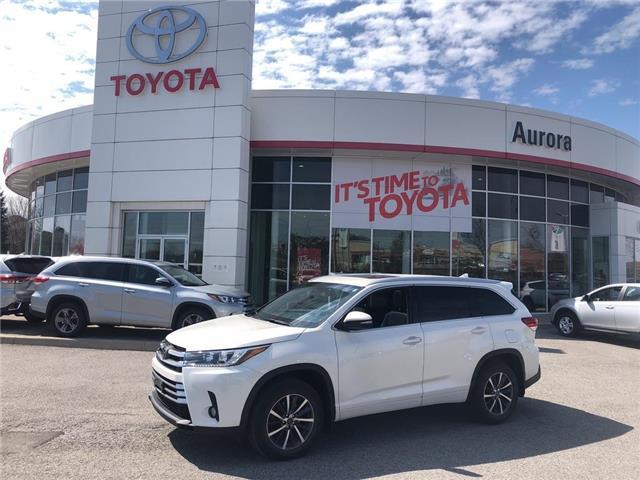 2017 Toyota Highlander XLE (Stk: 515461) in Aurora - Image 1 of 15