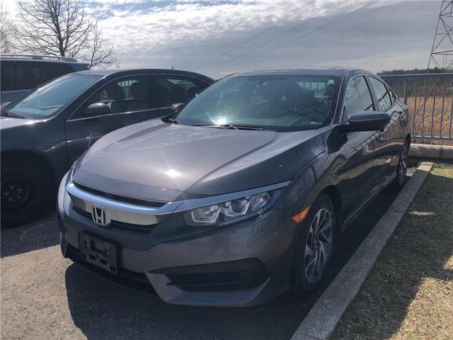 2016 Honda Civic EX (Stk: 33673) in Aurora - Image 1 of 6