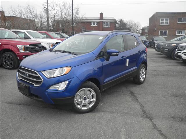 2020 Ford EcoSport SE (Stk: 2003940) in Ottawa - Image 1 of 7