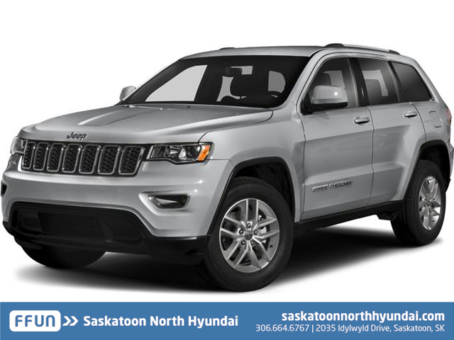 2019 Jeep Grand Cherokee Laredo (Stk: ) in Saskatoon - Image 1 of 1