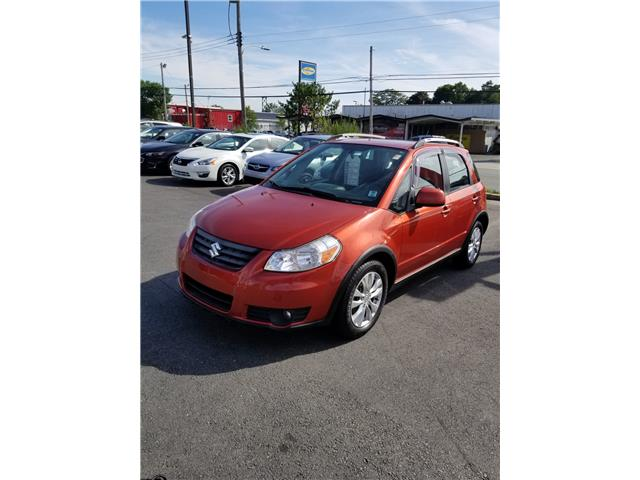 2013 Suzuki SX4 JLX AWD (Stk: p19-338a) in Dartmouth - Image 1 of 9