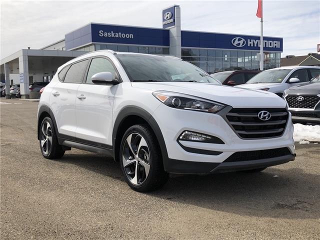 2016 Hyundai Tucson Premium 1.6 (Stk: 40362A) in Saskatoon - Image 1 of 21