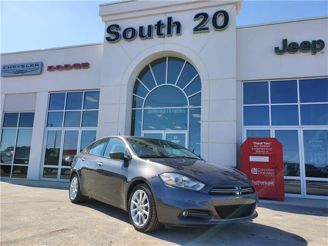 2015 Dodge Dart Limited (Stk: B0118) in Humboldt - Image 1 of 18