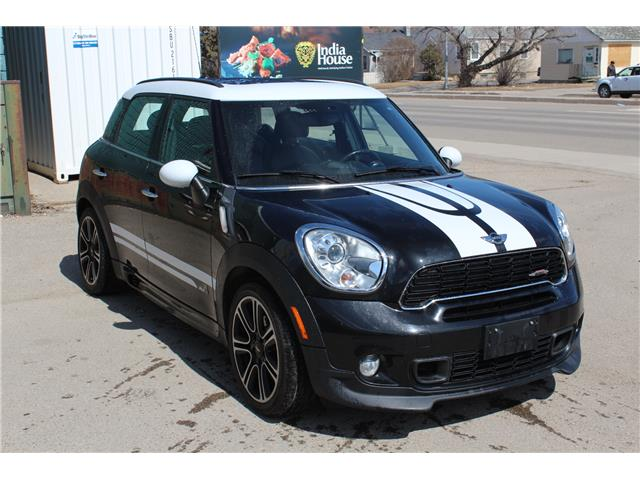 2014 MINI Countryman John Cooper Works (Stk: P1767) in Regina - Image 1 of 21