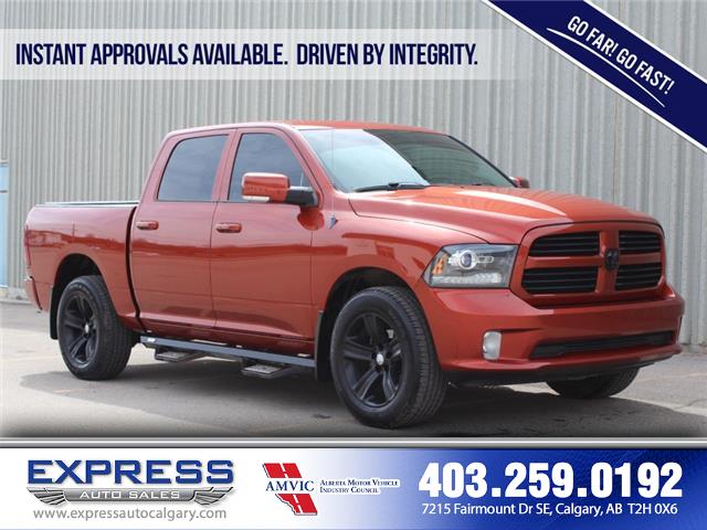 2013 RAM 1500 Sport (Stk: P15-1294A) in Calgary - Image 1 of 17