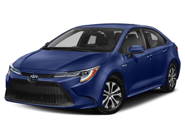 2020 Toyota Corolla Hybrid Base (Stk: 31796) in Aurora - Image 1 of 9