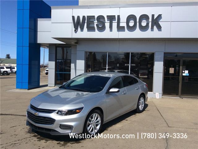 2018 Chevrolet Malibu LT (Stk: P2001) in Westlock - Image 1 of 17
