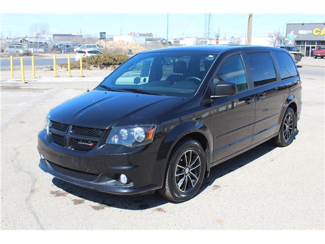 2017 Dodge Grand Caravan CVP/SXT (Stk: P1800) in Regina - Image 1 of 20