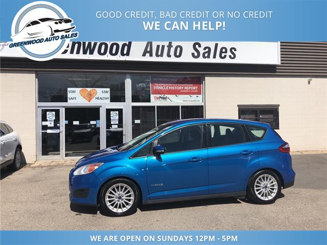2014 Ford C-Max Hybrid SE (Stk: 14-21653) in Greenwood - Image 1 of 24