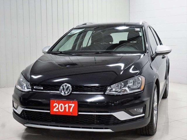 2017 Volkswagen Golf Alltrack 1.8 TSI (Stk: V0491) in Sault Ste. Marie - Image 1 of 21
