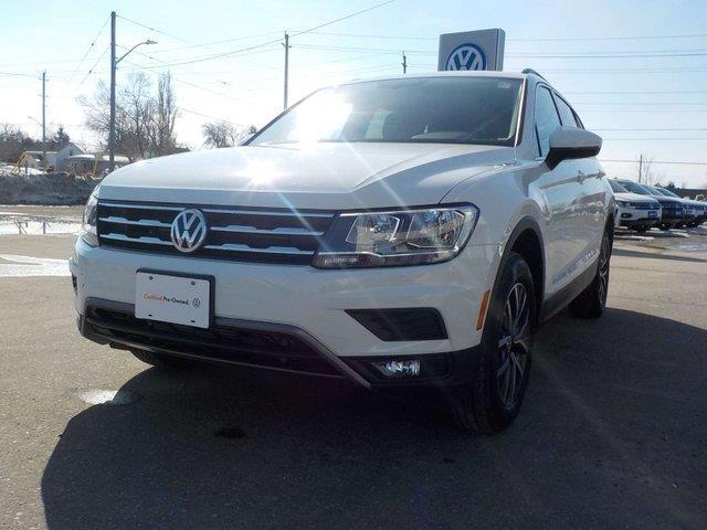 2019 Volkswagen Tiguan Comfortline (Stk: V0500) in Sault Ste. Marie - Image 1 of 18