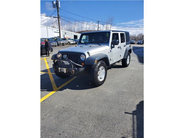 2010 Jeep Wrangler Unlimited Sport 4WD (Stk: P20-074) in Dartmouth - Image 1 of 14