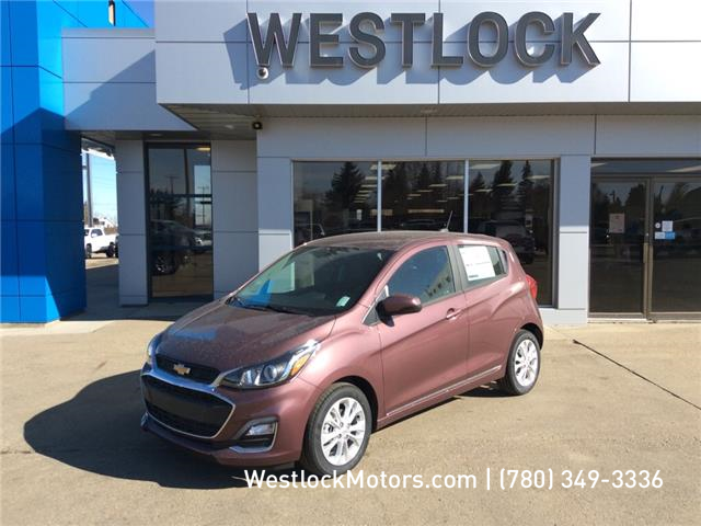 2020 Chevrolet Spark 1LT CVT (Stk: 20C3) in Westlock - Image 1 of 15
