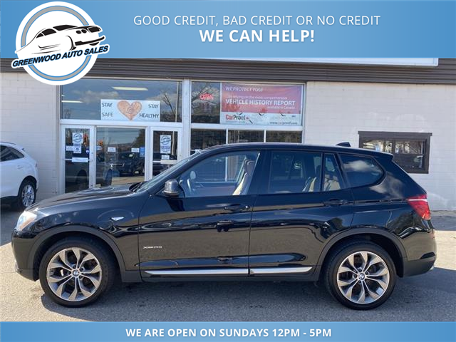 2017 BMW X3 xDrive28i (Stk: 17-03782) in Greenwood - Image 1 of 28