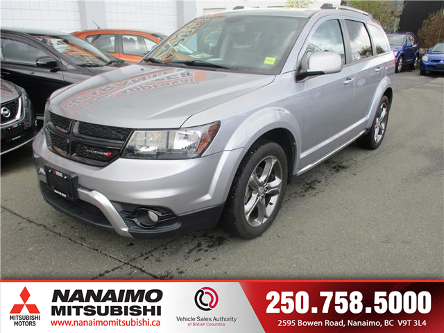 2015 Dodge Journey Crossroad (Stk: 9P8667B) in Nanaimo - Image 1 of 10
