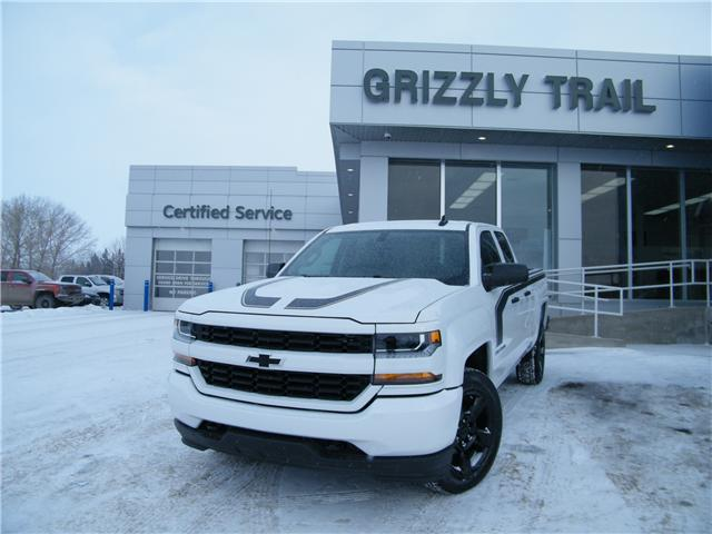 2018 Chevrolet Silverado 1500 Silverado Custom (Stk: 53875) in Barrhead - Image 1 of 17