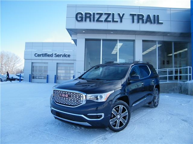 2018 GMC Acadia Denali (Stk: 54042) in Barrhead - Image 1 of 21