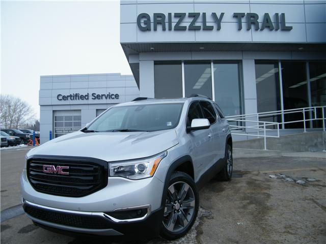 2018 GMC Acadia SLT-2 (Stk: 52454) in Barrhead - Image 1 of 38