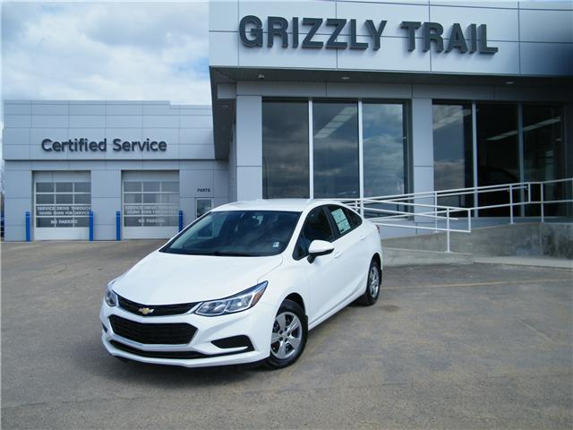 2018 Chevrolet Cruze LS Auto (Stk: 54608) in Barrhead - Image 1 of 17