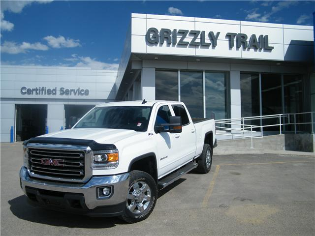 2018 GMC Sierra 2500HD SLE (Stk: 54744) in Barrhead - Image 1 of 21