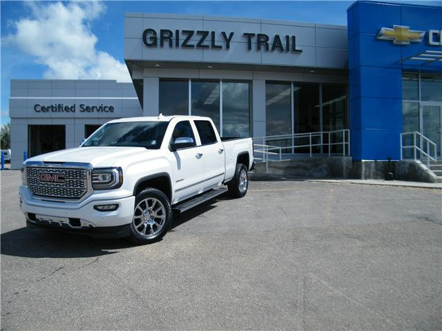 2018 GMC Sierra 1500 Denali (Stk: 55270) in Barrhead - Image 1 of 28