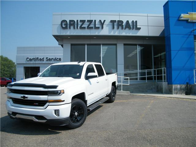 2018 Chevrolet Silverado 1500  (Stk: 55457) in Barrhead - Image 1 of 14