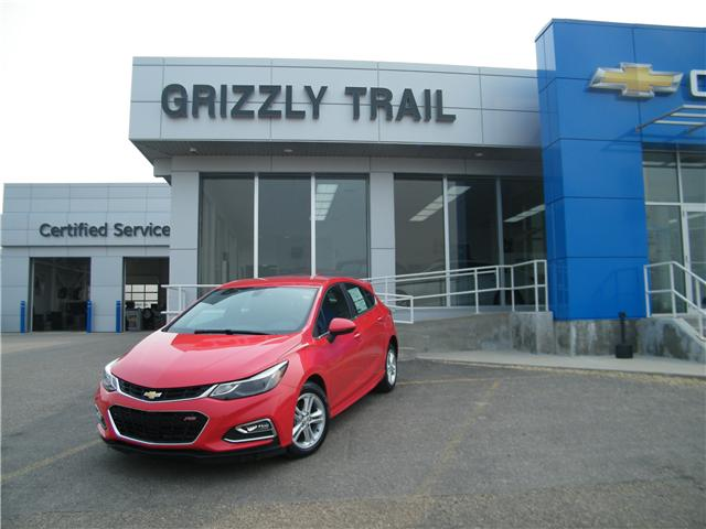 2018 Chevrolet Cruze LT Auto (Stk: 55325) in Barrhead - Image 1 of 17