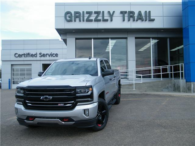 2018 Chevrolet Silverado 1500  (Stk: 55772) in Barrhead - Image 1 of 22