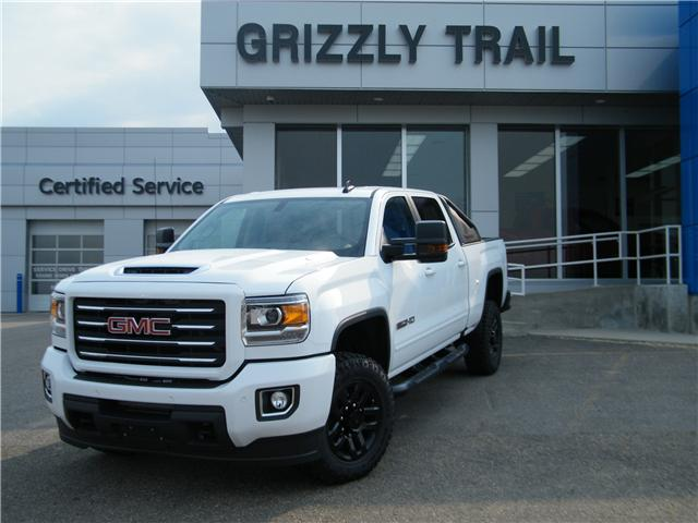 2019 GMC Sierra 2500HD SLT (Stk: 55693) in Barrhead - Image 1 of 18