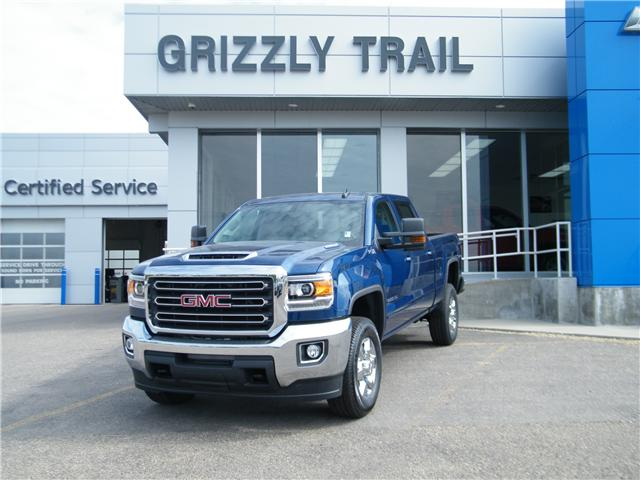2019 GMC Sierra 2500HD SLE (Stk: 55692) in Barrhead - Image 1 of 19