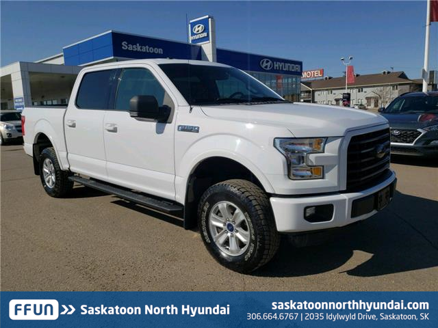 2016 Ford F-150 XLT (Stk: B7534A) in Saskatoon - Image 1 of 18