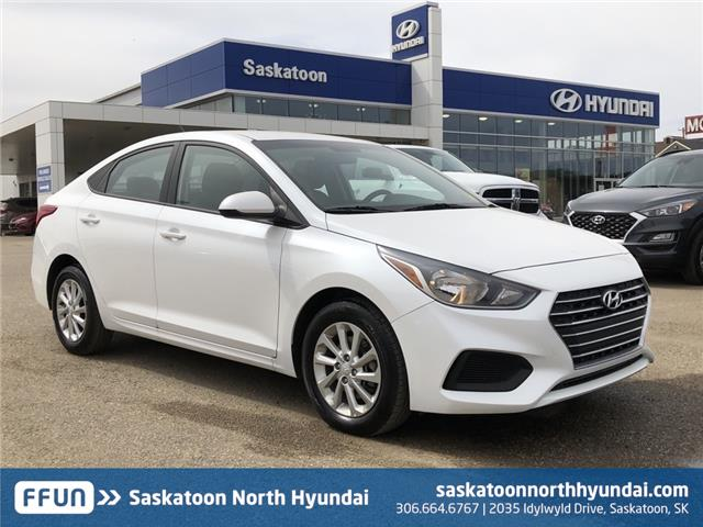 2018 Hyundai Accent GL (Stk: B7531) in Saskatoon - Image 1 of 23