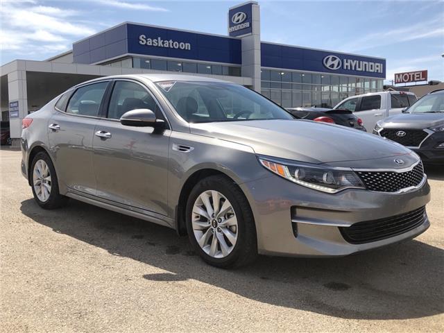 2018 Kia Optima EX (Stk: B7472) in Saskatoon - Image 1 of 25