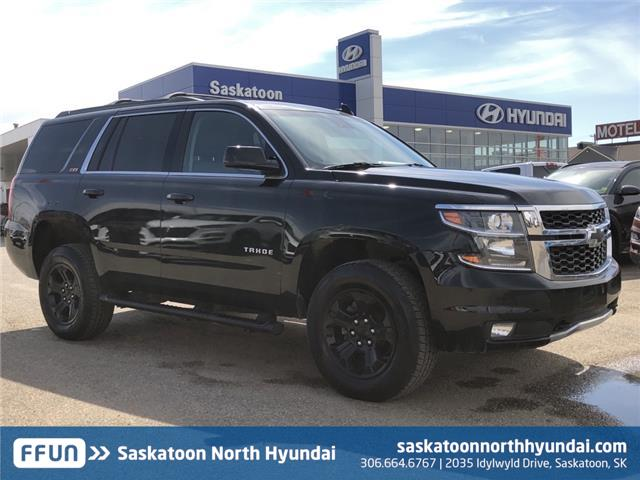 2017 Chevrolet Tahoe LT (Stk: 40205A) in Saskatoon - Image 1 of 22