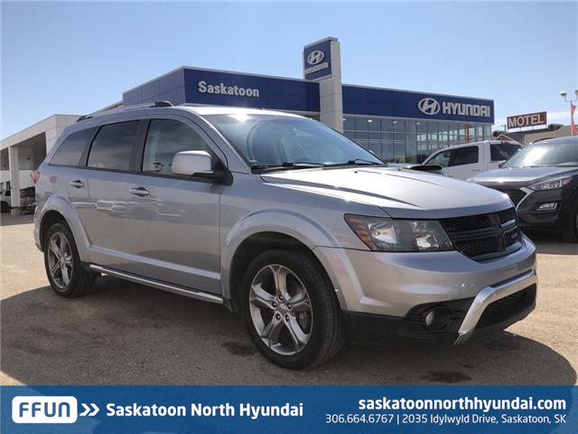 2017 Dodge Journey Crossroad (Stk: B7494) in Saskatoon - Image 1 of 23