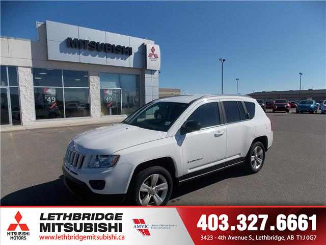 2013 Jeep Compass Sport/North (Stk: P4025A) in Lethbridge - Image 1 of 16