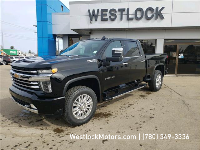 2020 Chevrolet Silverado 3500HD High Country (Stk: 20T108) in Westlock - Image 1 of 21