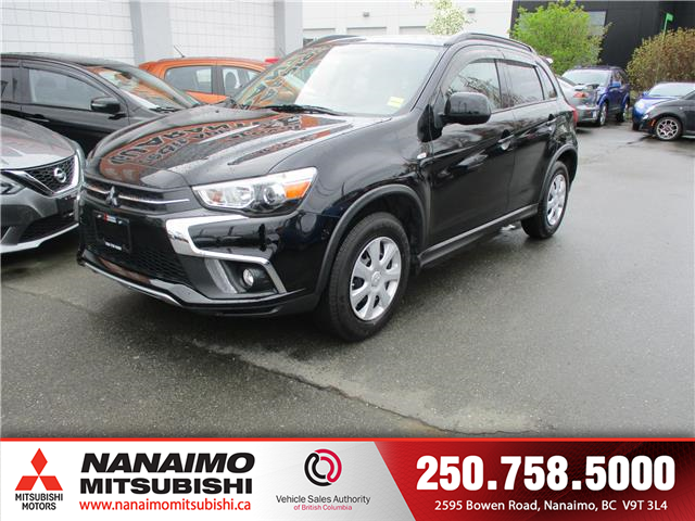 2018 Mitsubishi RVR SE Limited Edition (Stk: 20E6477A) in Nanaimo - Image 1 of 9