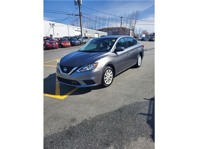 2018 Nissan Sentra SV (Stk: p20-084) in Dartmouth - Image 1 of 17