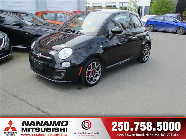 2013 Fiat 500 Sport (Stk: 9P1217B) in Nanaimo - Image 1 of 10