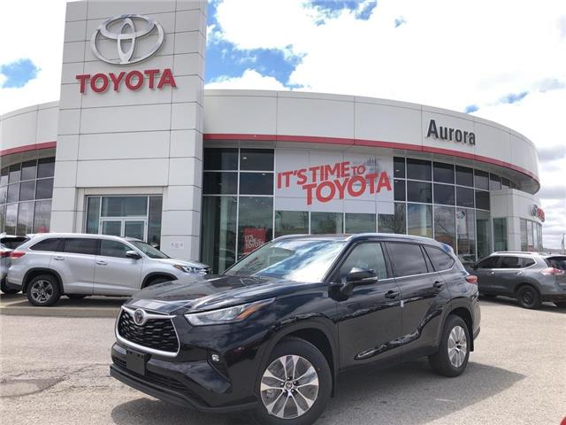 2020 Toyota Highlander XLE (Stk: 31744) in Aurora - Image 1 of 15