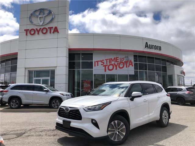 2020 Toyota Highlander XLE (Stk: 31753) in Aurora - Image 1 of 15