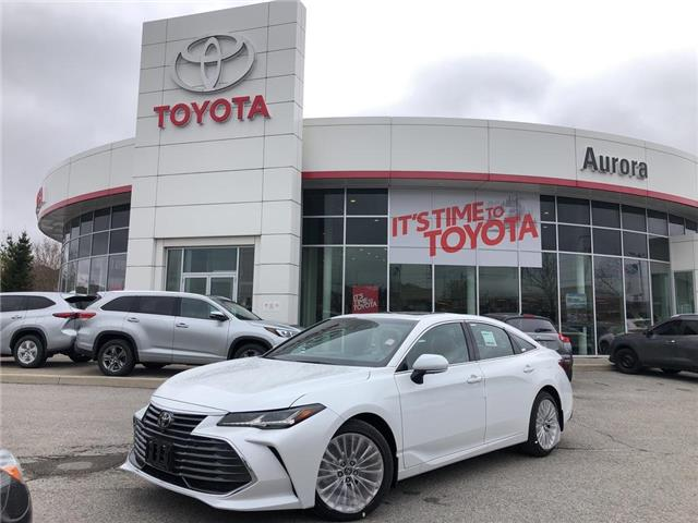 2020 Toyota Avalon Limited (Stk: 31761) in Aurora - Image 1 of 15