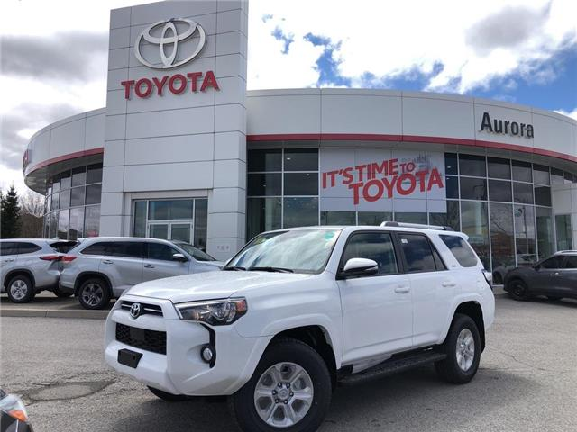 2020 Toyota 4Runner Base (Stk: 31797) in Aurora - Image 1 of 15