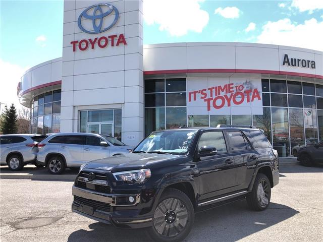 2020 Toyota 4Runner Base (Stk: 31805) in Aurora - Image 1 of 15